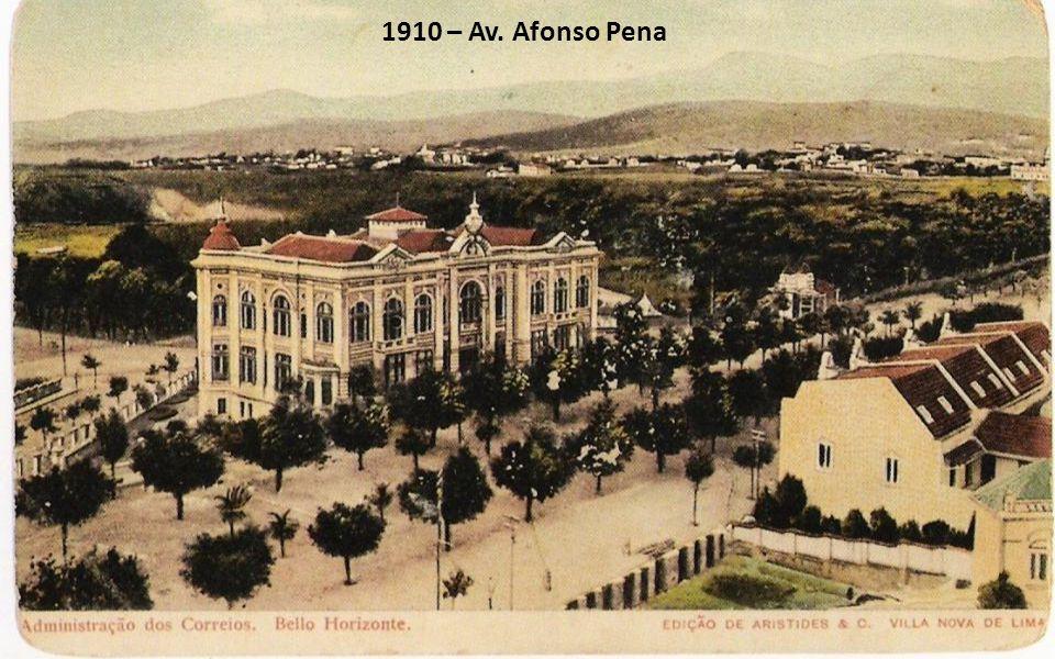 1910 – Av. Afonso Pena