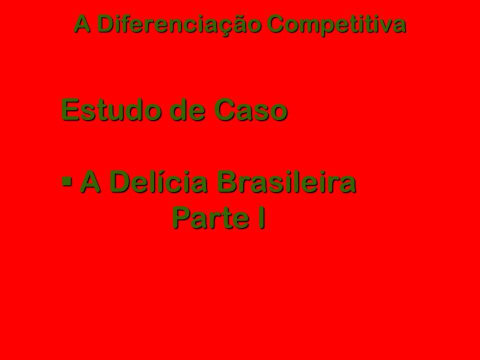 A Diferenciação Competitiva