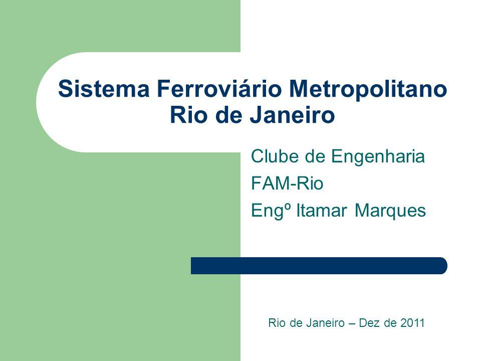 Sistema Ferroviário Metropolitano Rio de Janeiro