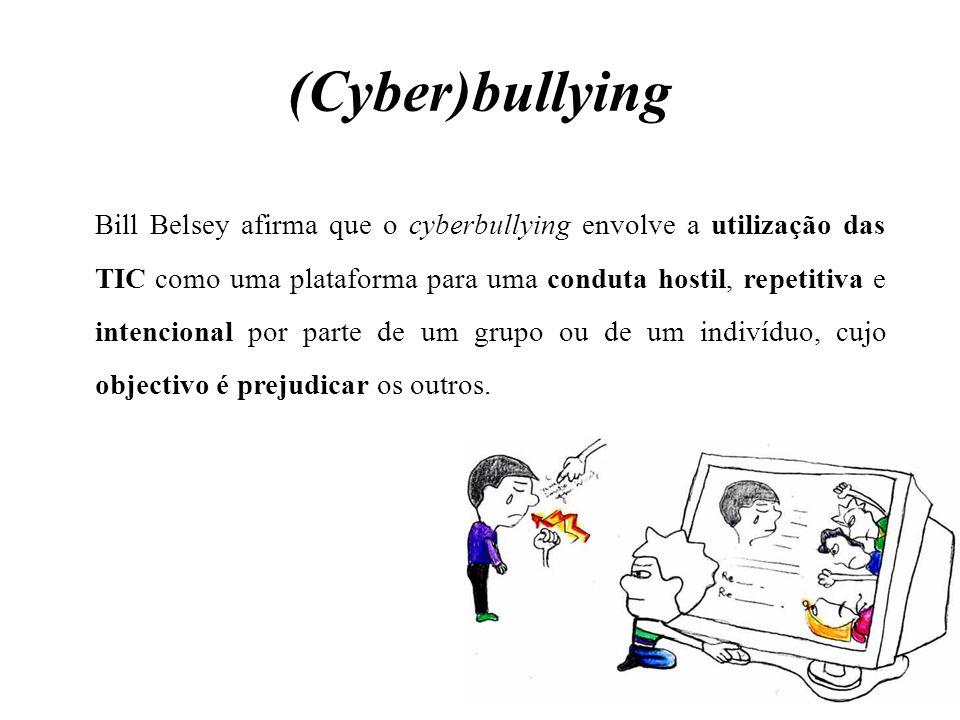 (Cyber)bullying