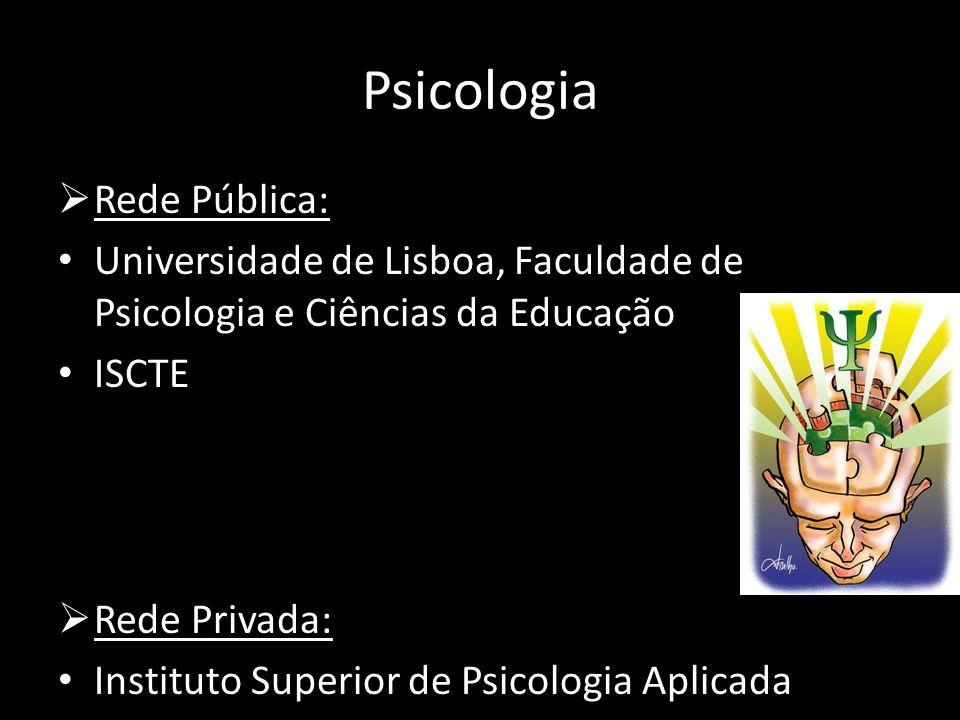 Psicologia Rede Pública: