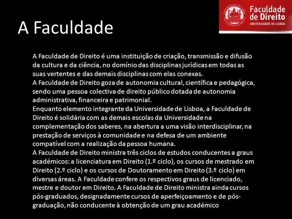 A Faculdade