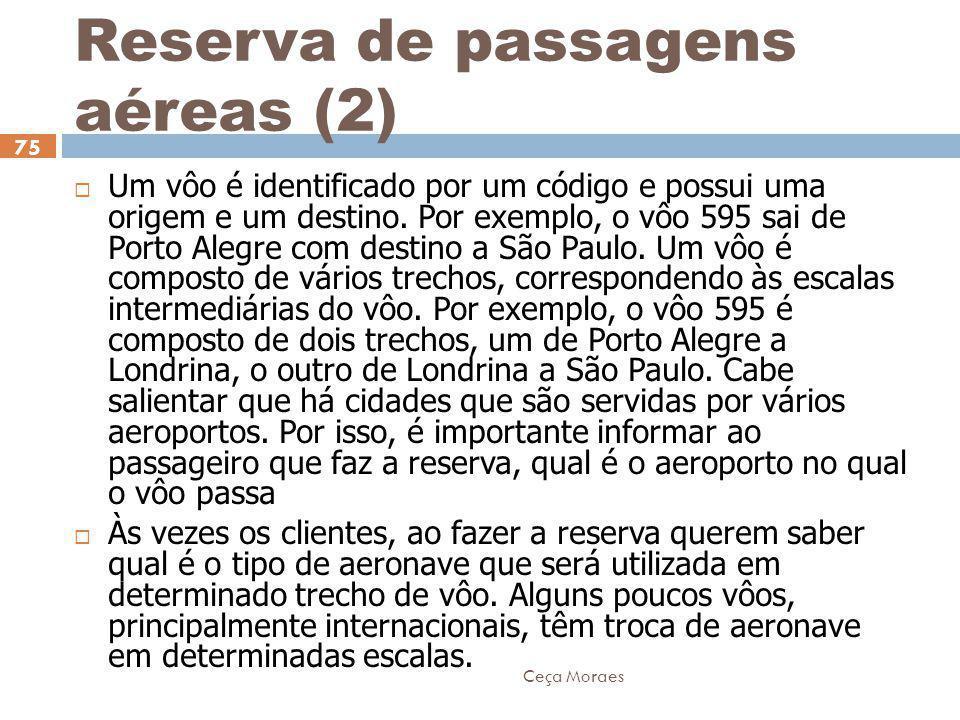 Reserva de passagens aéreas (2)