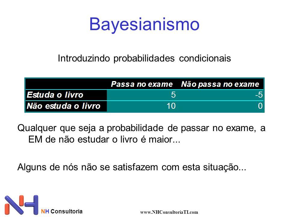 Introduzindo probabilidades condicionais