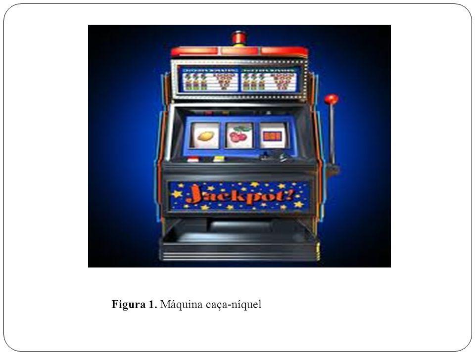 Figura 1. Máquina caça-níquel