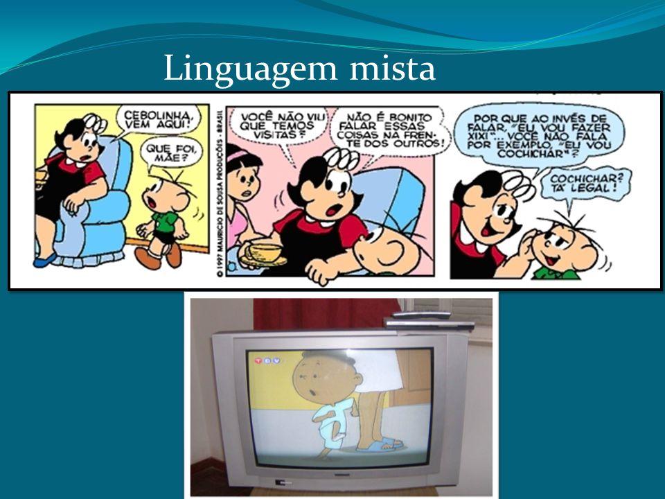 Linguagem mista