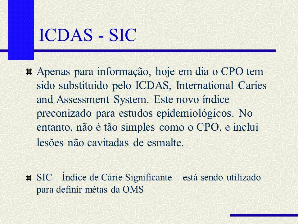 ICDAS - SIC