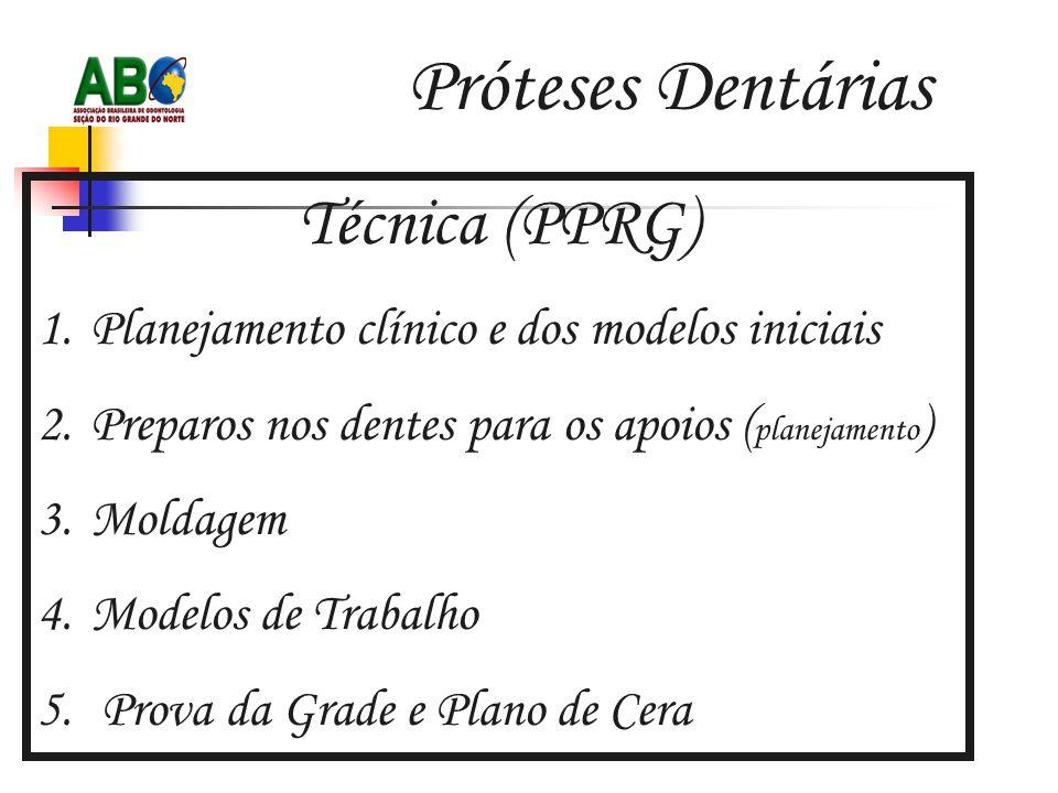 Próteses Dentárias Técnica (PPRG)