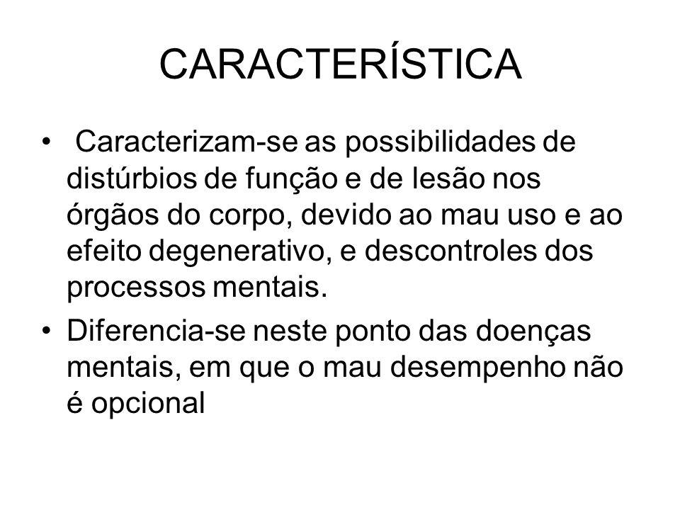 CARACTERÍSTICA