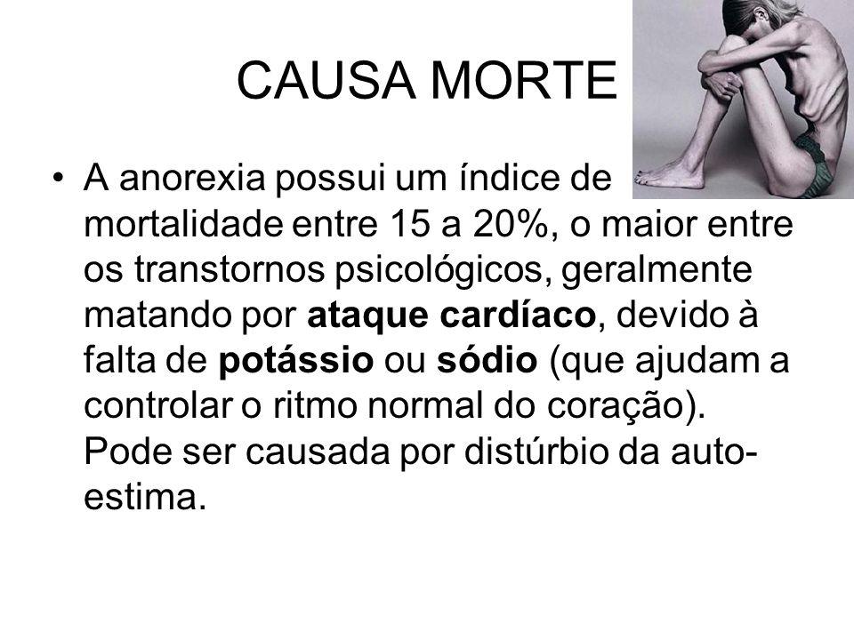 CAUSA MORTE
