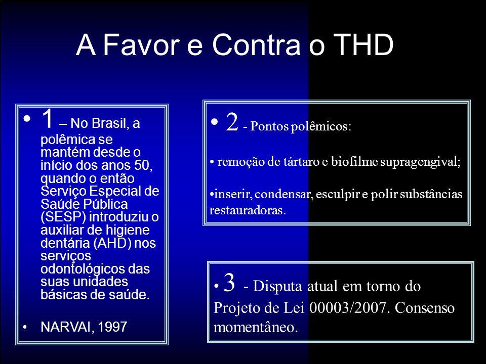 A Favor e Contra o THD 2 - Pontos polêmicos: