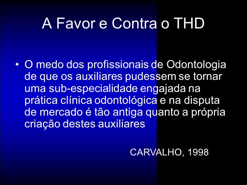 A Favor e Contra o THD