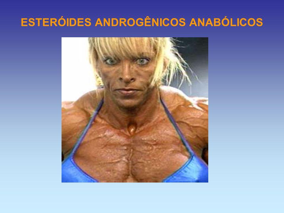 ESTERÓIDES ANDROGÊNICOS ANABÓLICOS