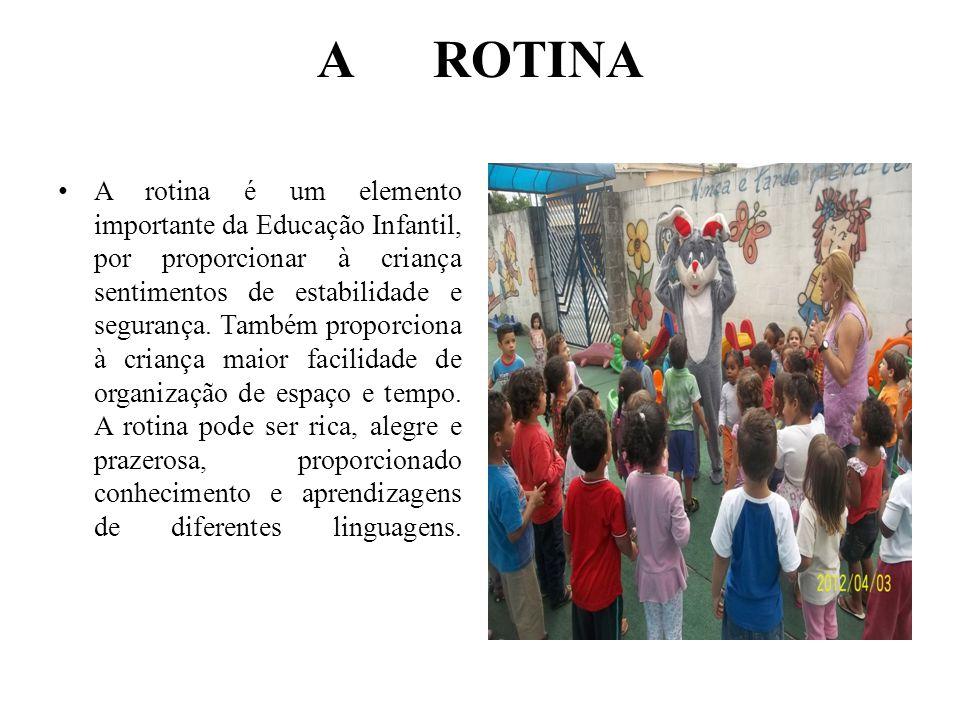 A ROTINA