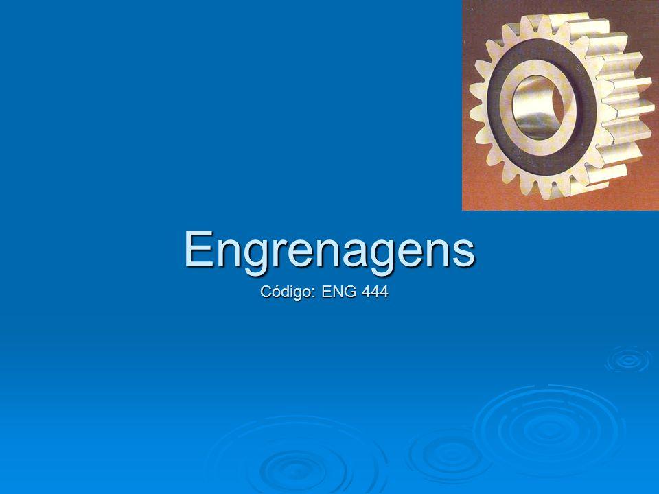 Engrenagens Código: ENG 444