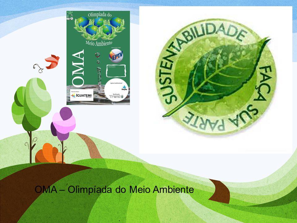 OMA – Olimpíada do Meio Ambiente
