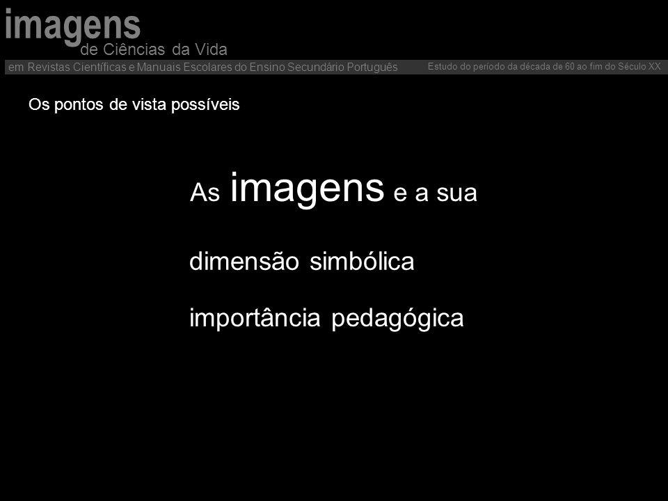 imagens As imagens e a sua dimensão simbólica importância pedagógica