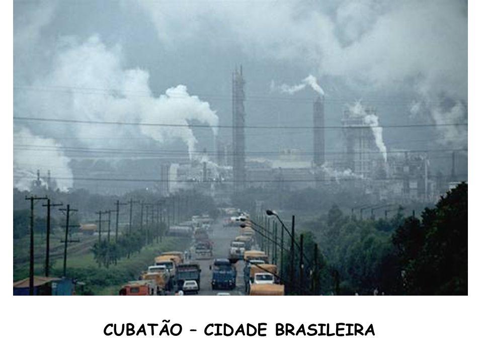CUBATÃO – CIDADE BRASILEIRA