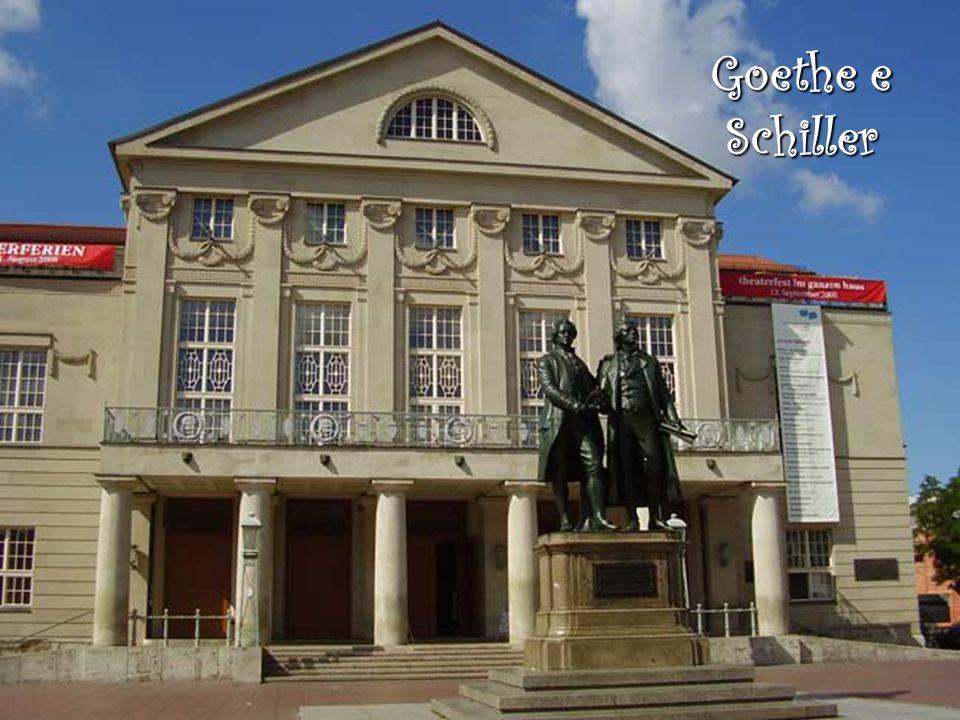 Goethe e Schiller