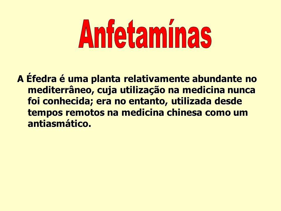 Anfetamínas