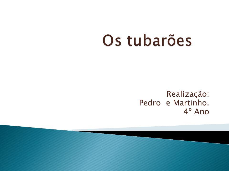 Realização: Pedro e Martinho. 4º Ano