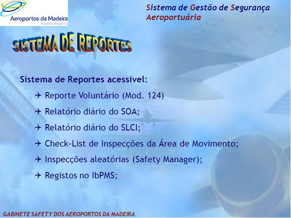 SISTEMA DE REPORTES Sistema de Reportes acessível: