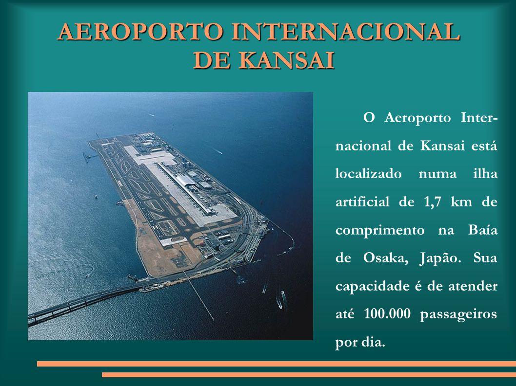 AEROPORTO INTERNACIONAL DE KANSAI