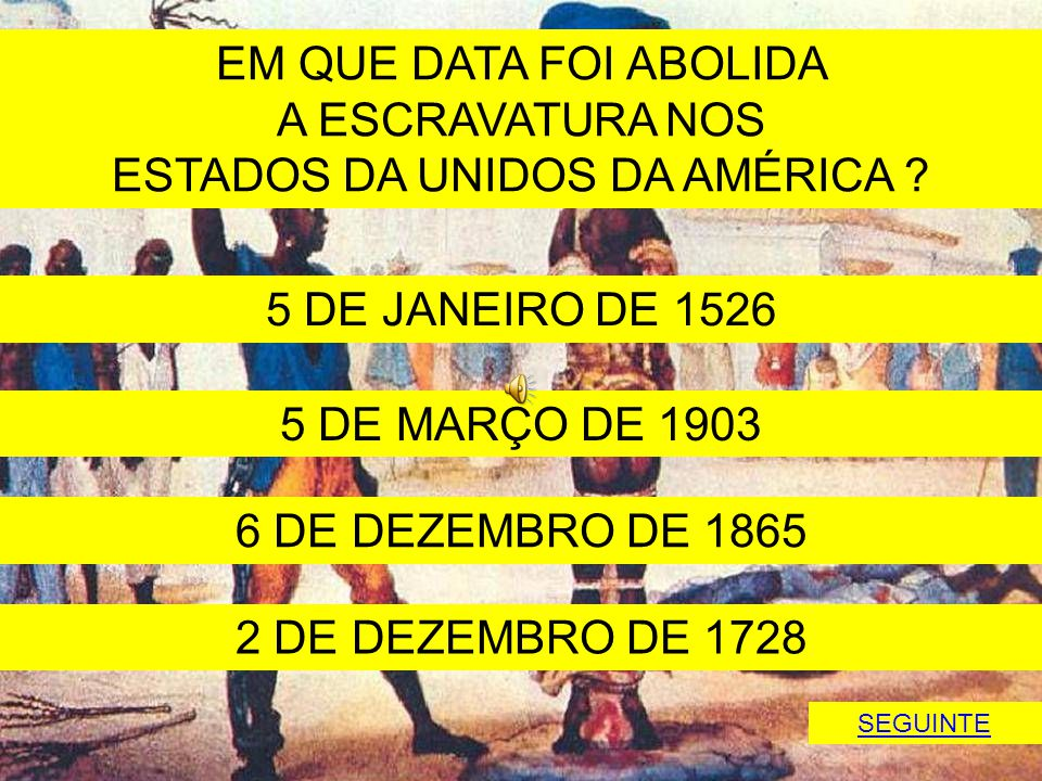 ESTADOS DA UNIDOS DA AMÉRICA