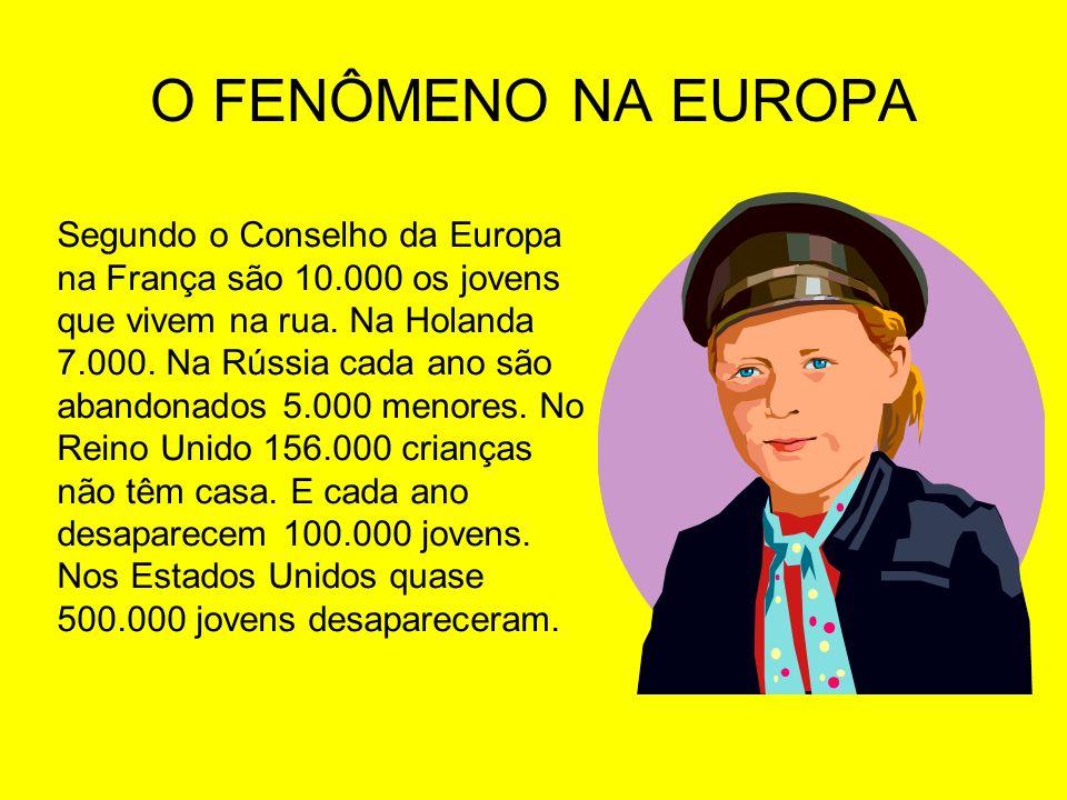 O FENÔMENO NA EUROPA