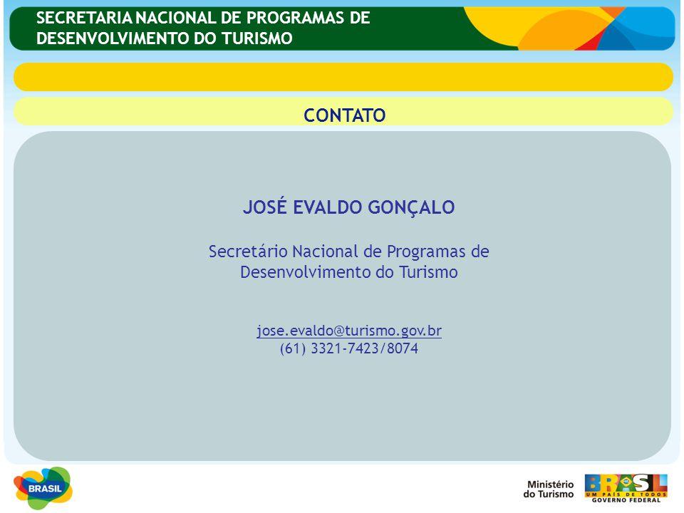 CONTATO JOSÉ EVALDO GONÇALO