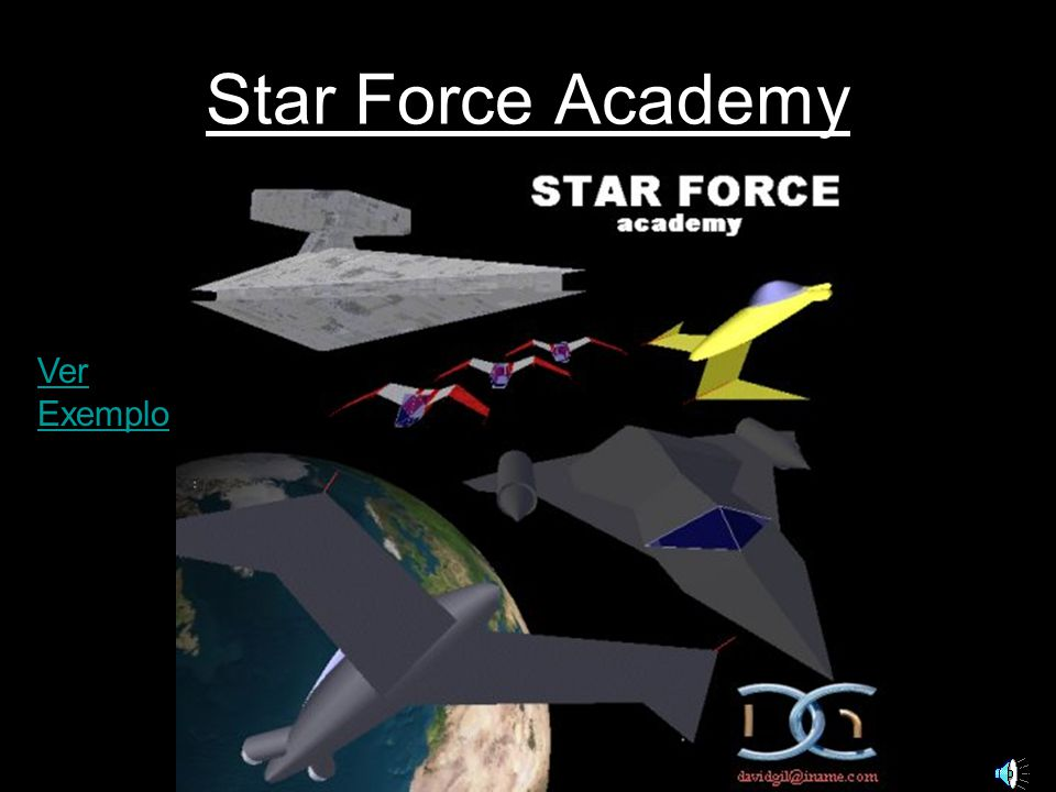 Star Force Academy Ver Exemplo