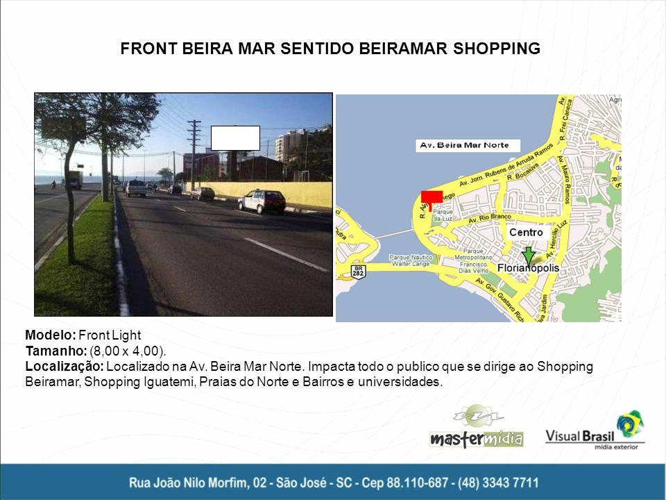 FRONT BEIRA MAR SENTIDO BEIRAMAR SHOPPING