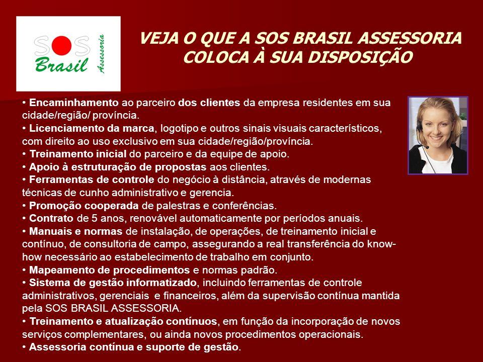 VEJA O QUE A SOS BRASIL ASSESSORIA