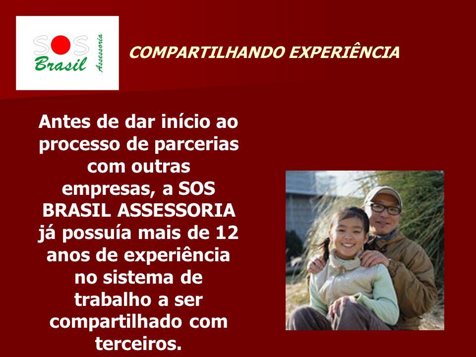 COMPARTILHANDO EXPERIÊNCIA