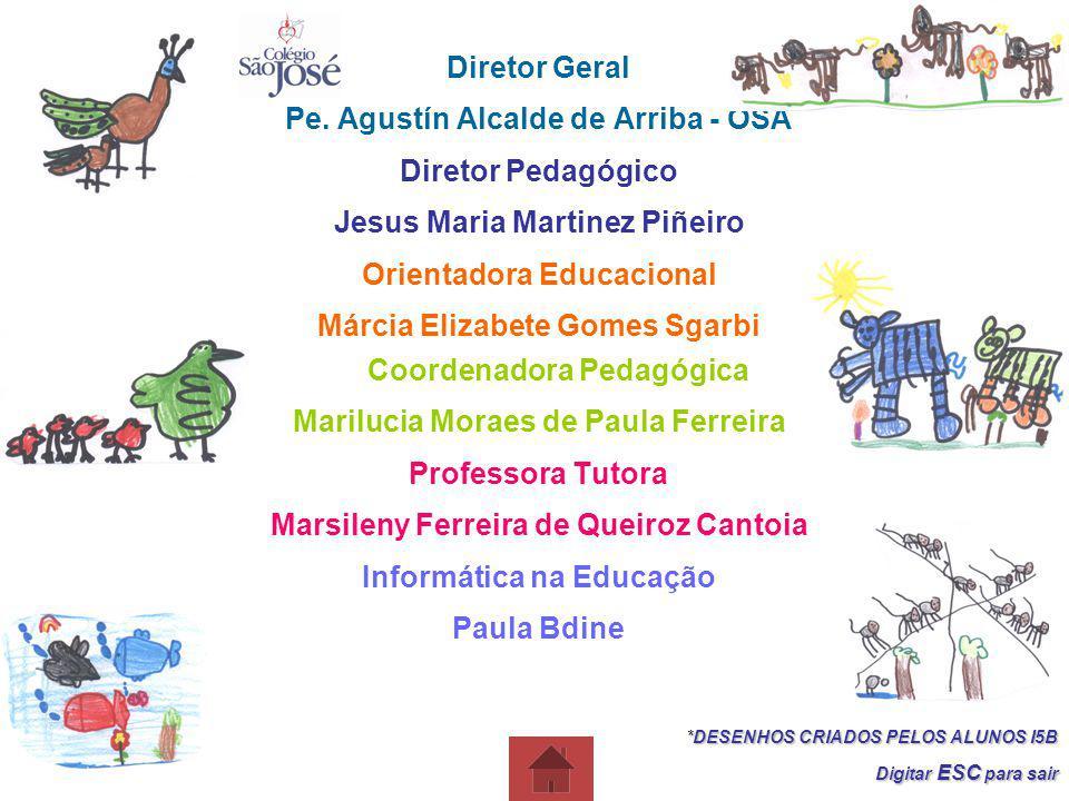 Pe. Agustín Alcalde de Arriba - OSA Diretor Pedagógico