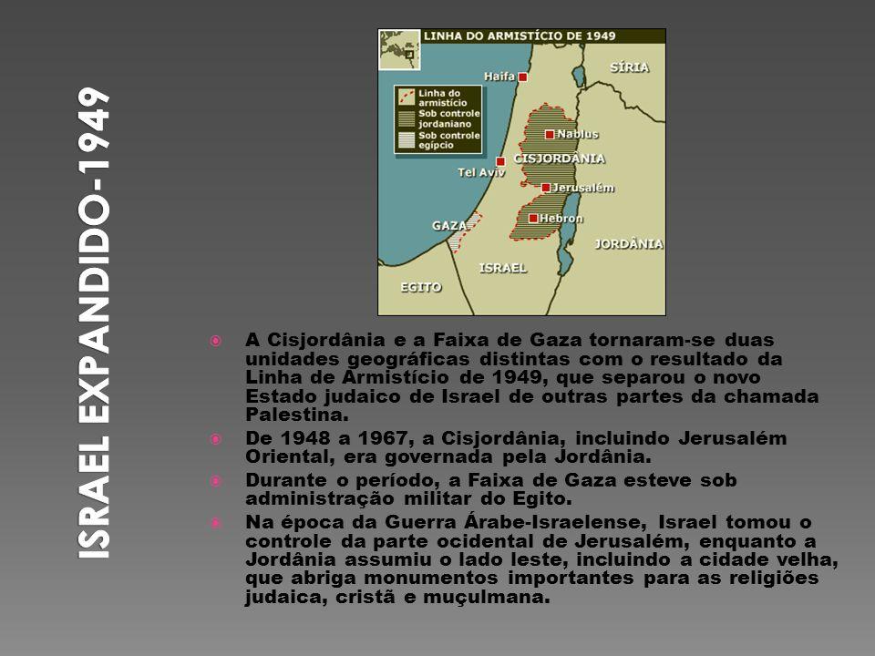 ISRAEL EXPANDIDO-1949