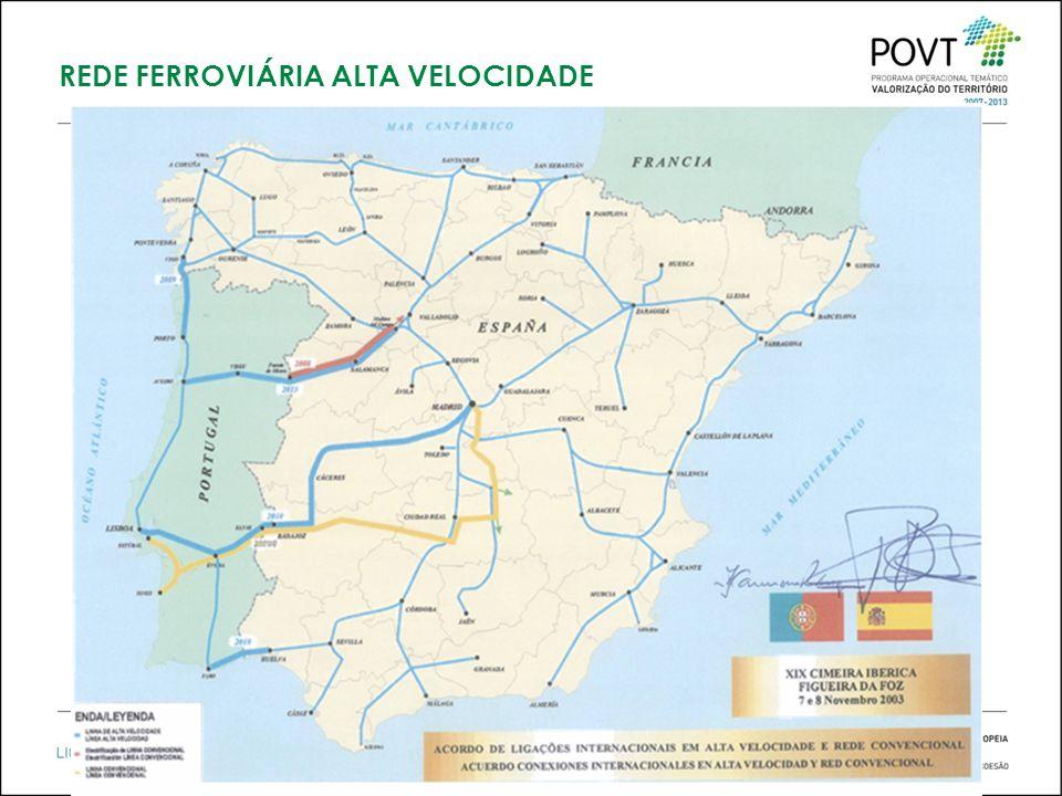 REDE FERROVIÁRIA ALTA VELOCIDADE