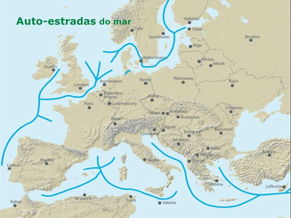 Auto-estradas do mar