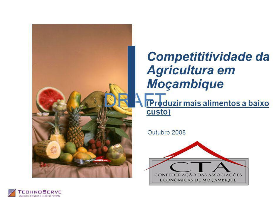 Situação Actual da Agricultura