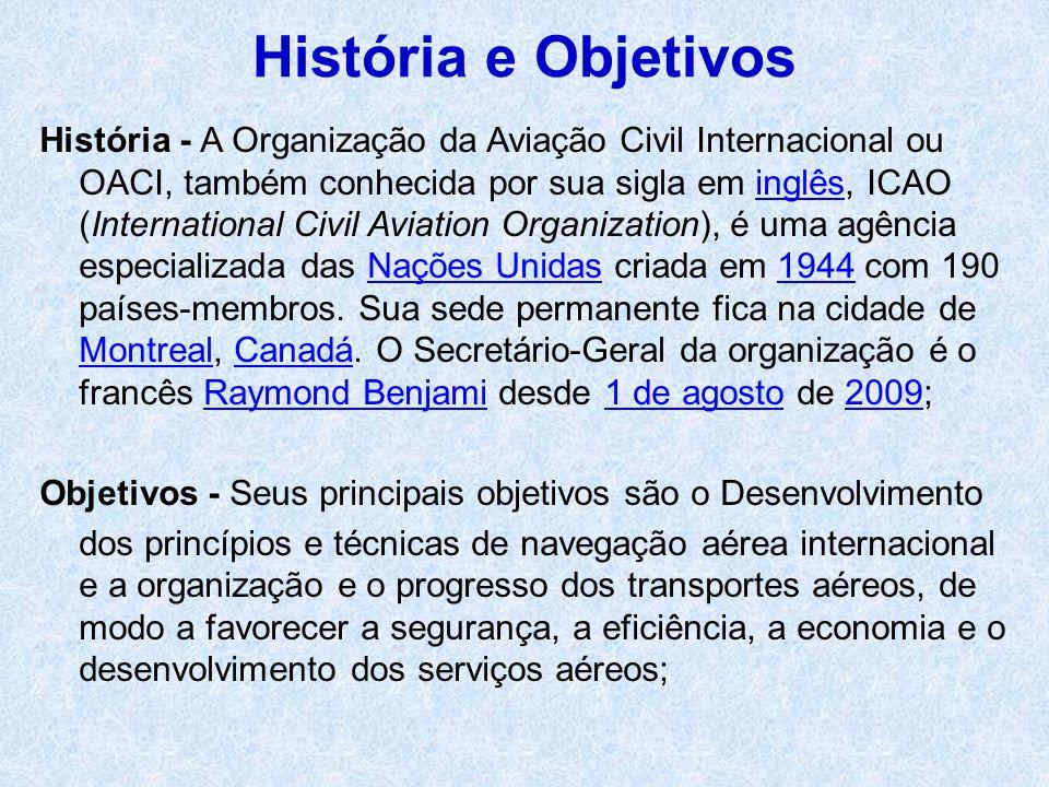 História e Objetivos
