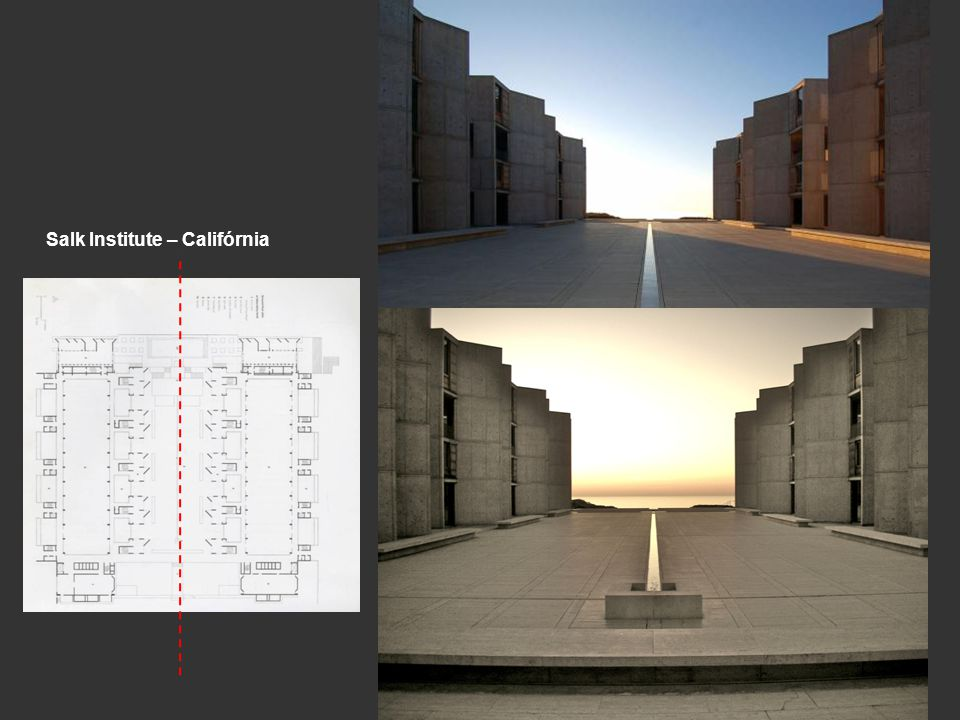 Salk Institute – Califórnia