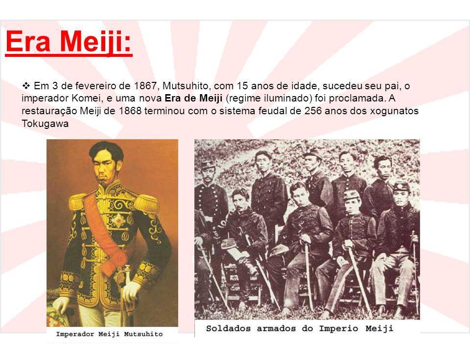 Era Meiji: