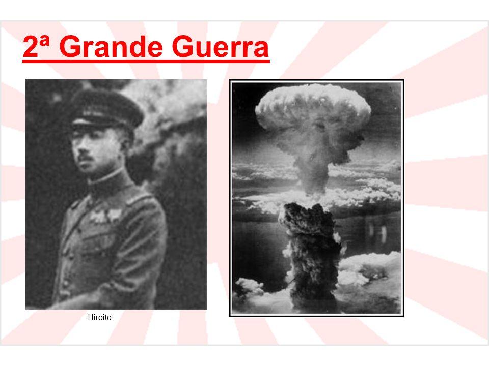 2ª Grande Guerra Hiroito