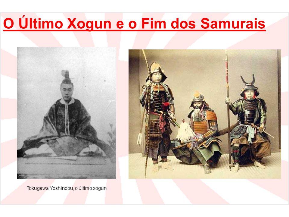 O Último Xogun e o Fim dos Samurais