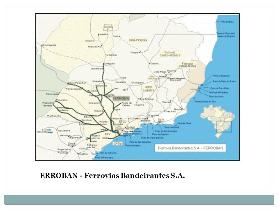 ERROBAN - Ferrovias Bandeirantes S.A.