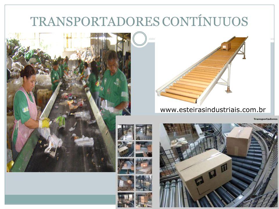 TRANSPORTADORES CONTÍNUUOS