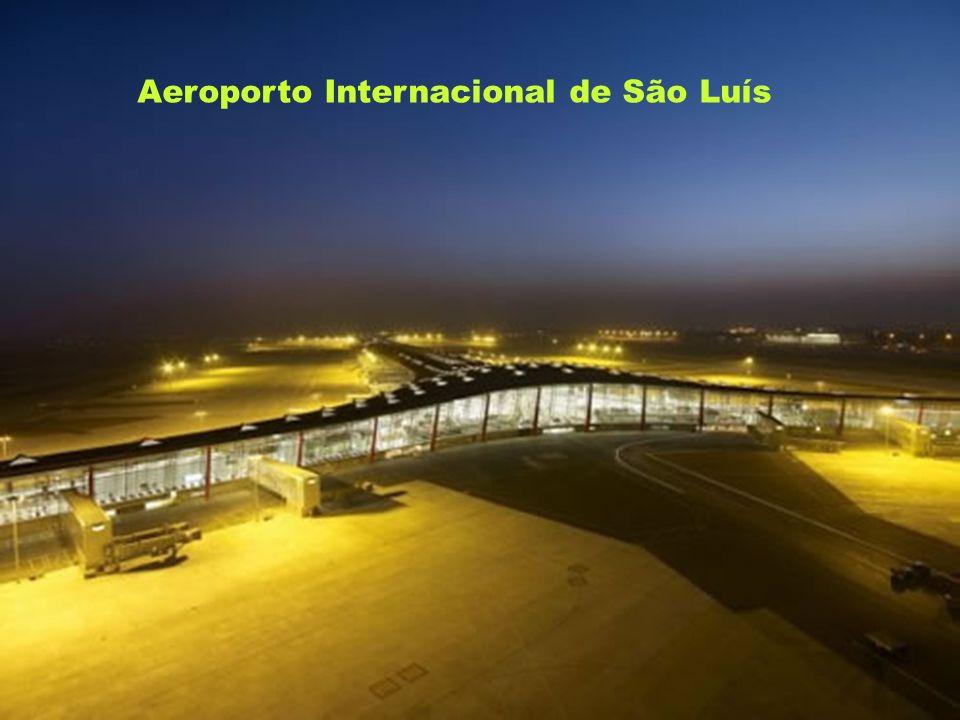 Aeroporto Internacional de São Luís