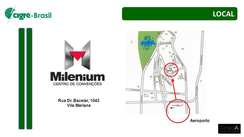 Rua Dr. Bacelar, 1043 Vila Mariana