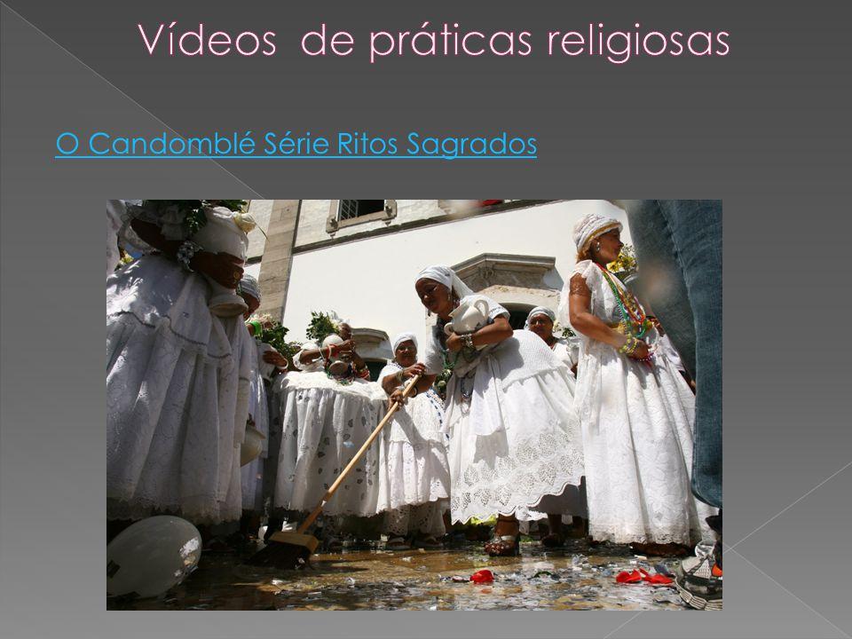 Vídeos de práticas religiosas