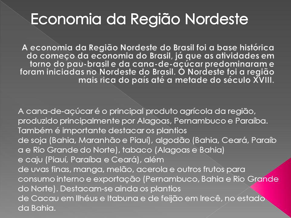 Economia da Região Nordeste